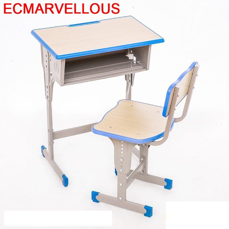 Dla Dzieci Tavolino Children Scrivania Bambini Mesinha Infantil And Chair Adjustable Kinder Bureau Enfant Kids Study Table