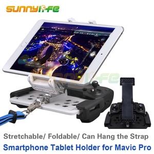 Image 2 - Remote Controller 5.5in Smartphone 7.9in 9.7in Tablet Support Holder Monitor Clip for SPARK Mavic 2 Pro MAVIC MINI AIR 2