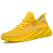 2020 New Mesh Men Casual Shoes Comfortable Men Shoes Lightweight Breathable Walking Sneakers Tenis Feminino Zapatos sneakers men shoes new summer men vulcanize shoes mesh platform shoes men breathable sneakers comfortable walking shoes aa 329