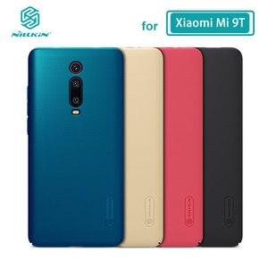 Для Xiaomi mi 9T чехол NILLKIN супер матовый чехол для задней панели из поликарбоната для Xiaomi Redmi K20 mi9T mi 9T Pro Чехол