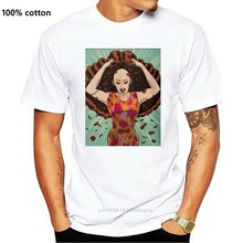 New Drag Queen Sasha Velour Comic Mens Black T- Shirt S-3Xl Outdoor Wear Tee Shirt
