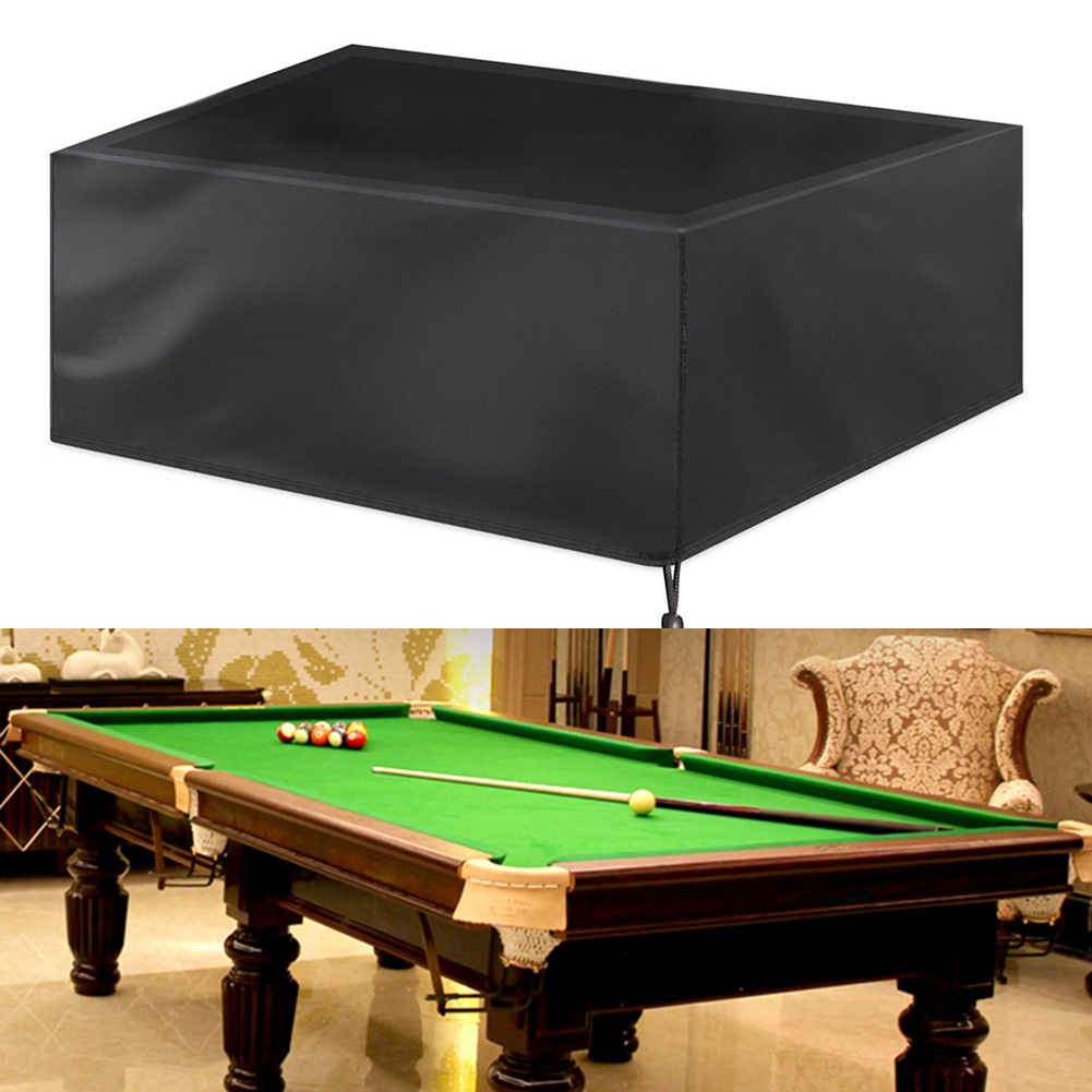 Table-Protector Dust-Cover Billiard-Table Oxford Outdoor Waterproof Full-Pool 7