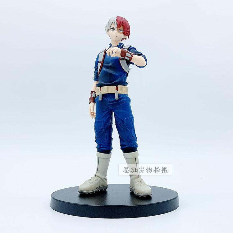 Banpresto My Hero Academia Anime Figure Acrylic Stand Keychain Table Desk Stand
