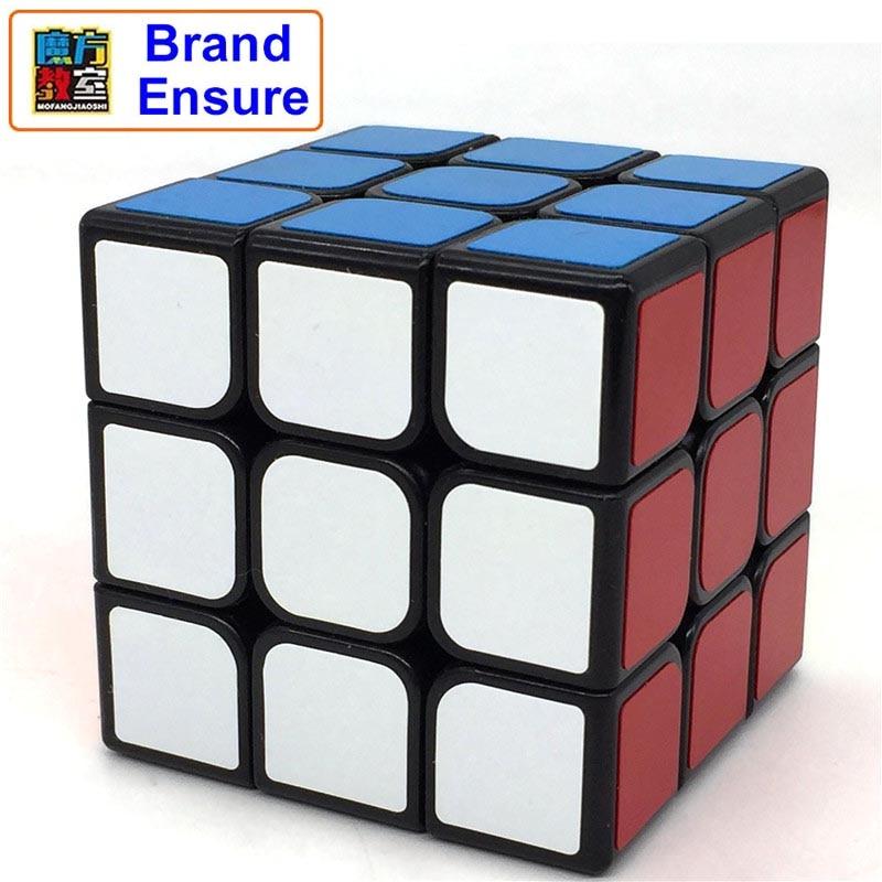 Magic Cube 3x3x3 Sticker Block Speed Learning&Educational Puzzle Magic Cube MF309 Rubic Cubes