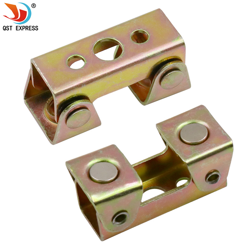 V-Type Magnetic Welding Fixture Clamps Clips Holder Adjustable Stainless Steel