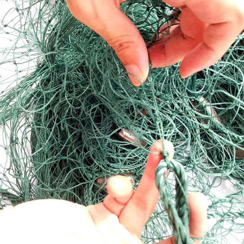 de multifilamento rede de pesca ao ar livre ferramenta de peixe