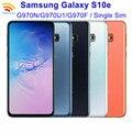 Разблокированный Samsung Galaxy S10e G970U1 G970U G970F G970N 90% Новый 5,8