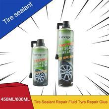 цена на 450ML Universal Vacuum Tire Repair Glue SUV Car Motorcycle Bike Tire Sealant Repair Fluid Tyre Repair Glue Tire Repair Tools