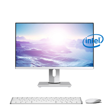 23.8 inch All in one Office Desktop Computer| Intel core i5 4300m Processor| 8G RAM 256G SSD| Install Linux Support Wins 10