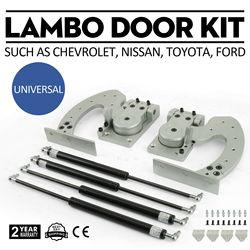 Universal Scissor Türen Vertikale Lambo Tür Kit Bolzen Auf Vertikale Türen Kit für Autos