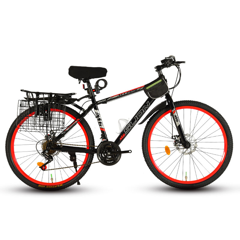Mountain Bike 26 Inch Speed Off-road Damping Disc Brakes Racing Student Adult Men And Women 2019 New