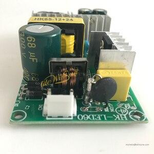 Image 5 - Freeship 1pc Power Supply Board for 60W LED Beam Spot Moving Head Light 65W 60W 12V 24v Output