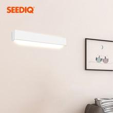 Led Wall Light Nordic Bedroom Bedside Sconce 5W 10W 14W 18W AC 110V 220V Modern Bathroom Lamp Wall Lamp for Living Room