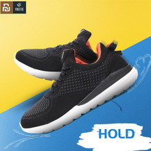 Youpin New FREETIE 39 44 Plus Size Men Light Running Shoes Mesh Breathable Sports Shoes Mijia Running Shoes for Xiaomi Sneaker