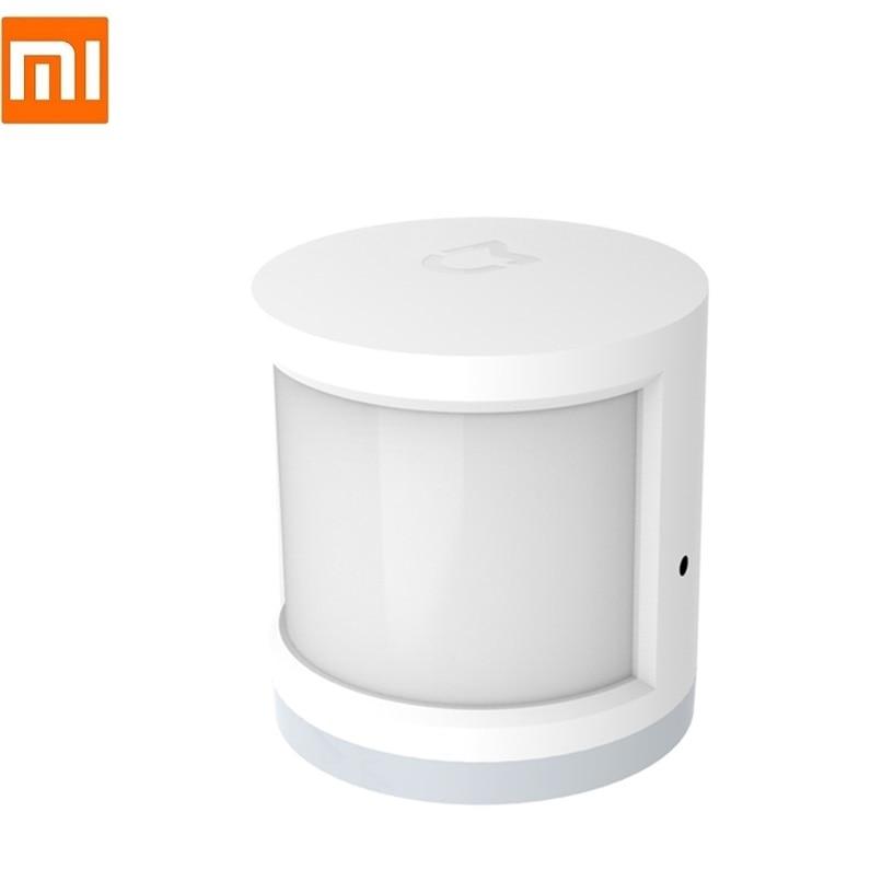 Xiaomi Mijia Human Body Sensor Magnetic Smart Home Super Practical Device Accessories Smart Intelligent Device