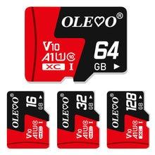 Cartão de memória class10 c10 UHS-I tf/sd cartões flash trans sdxc 64gb 128gb evo + micro sd cartão 32g sdhc categoria a1