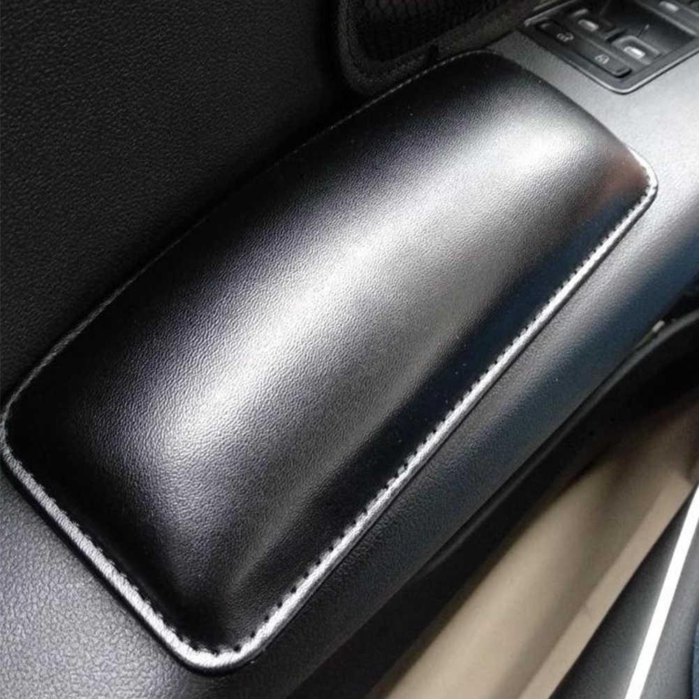Universal Mobil Kaki Bantal Bantalan Lutut untuk Dacia Duster Logan Sandero Stepway Lodgy MCV 2