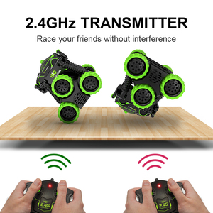 Image 4 - 4WD Electric RC Car Rock Crawler Remote Control Toy Cars Off Road Radio Radio Controlled Drive Toys For Boys Kids Suprise Gift
