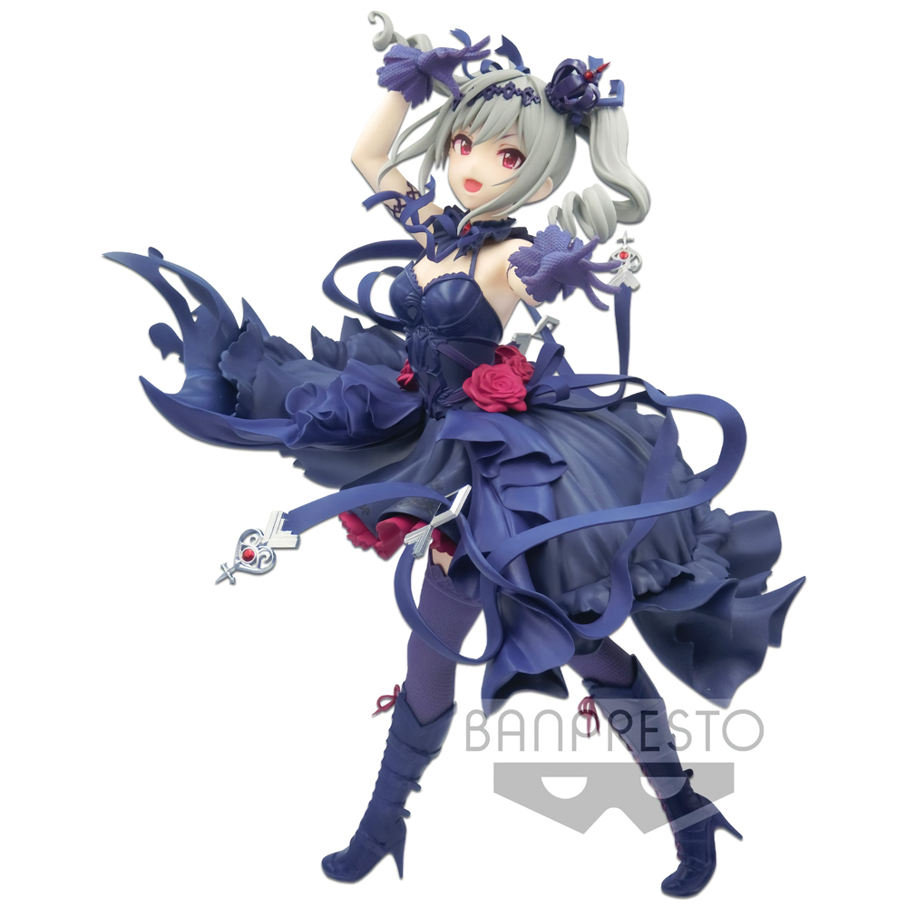 Banpresto The Idolmaster Cinderella Girls Espresto Ranko figurine Kanzaki