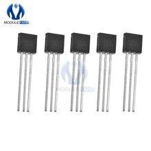 5 шт. DALLAS DS18B20 18S20 18B20 TO-92 микросхема термометр Температура Сенсор для Arduino