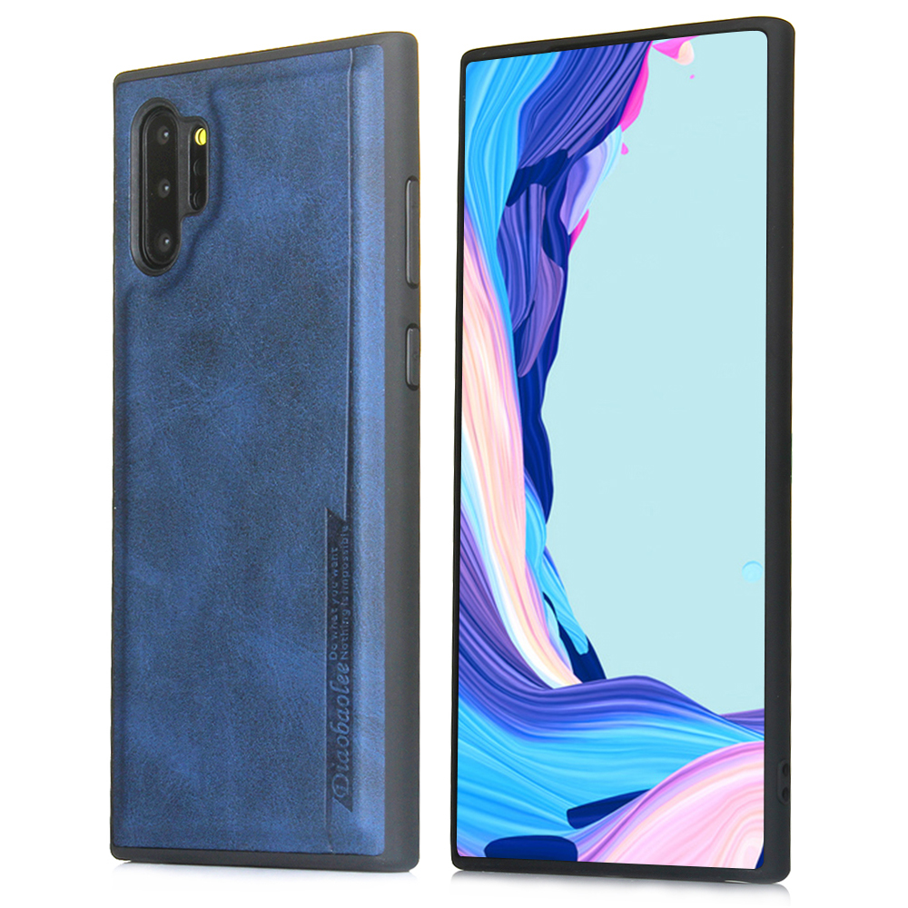 Note 10+ Luxury Armor Case For Samsung Galaxy Note 10 Plus N975F Shockproof TPU Back Cover For Samsung Note 10 N970F Cover Funda
