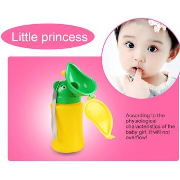 Baby Girl Travel Urinal Pot PP Smooth Odorless Useful Reusable Portable Toilet Training Travel Urinal Potty 1
