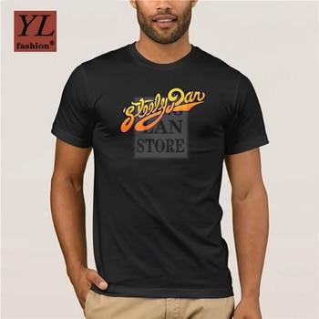 men s casual fashion T shirt round neck cool  man Steely Dan Shirt Men 2020 Fashion Style