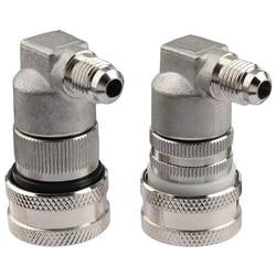ステンレス鋼球ロック切断と MFL 1/4 インチフィッティング、ガスと液体陳腐フィッティング、をジョン · ゲストとステインの両方に適合