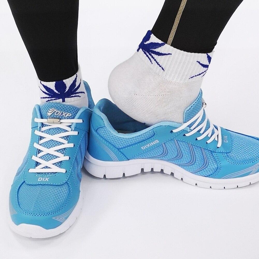 2020 New Round Elastic Shoe Laces No Tie Shoelaces For Kids Adult Women Men Shoes Lace Strings