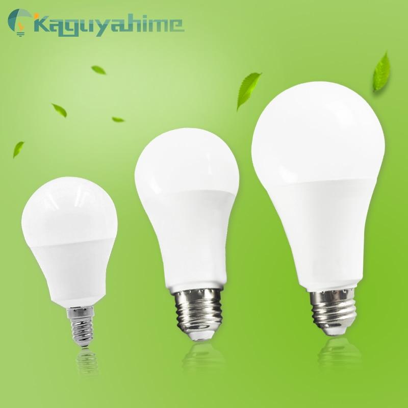 Светодиодный светильник с регулируемой яркостью E27, E14, 220 В, 240 в, интеллектуальный IC светодиодный светильник с реальной мощностью 20 Вт, 18 Вт, ...