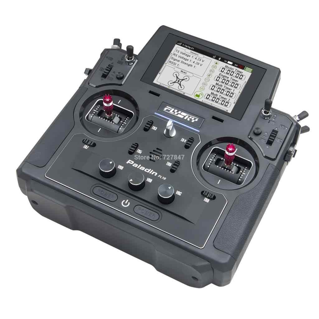 Flysky FS-PL18 Paladin 2,4 г 18CH радио передатчик с FS-FTr10 приемник HVGA 3,5 дюймов TFT сенсорный экран для RC FPV гоночный Дрон