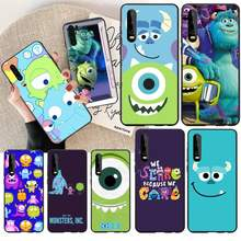Penghuwan Monster Inc Film Coque Shell Phone Case untuk Huawei P30 P20 Mate 20 Pro Lite Smart Y9 Prime 2019(China)