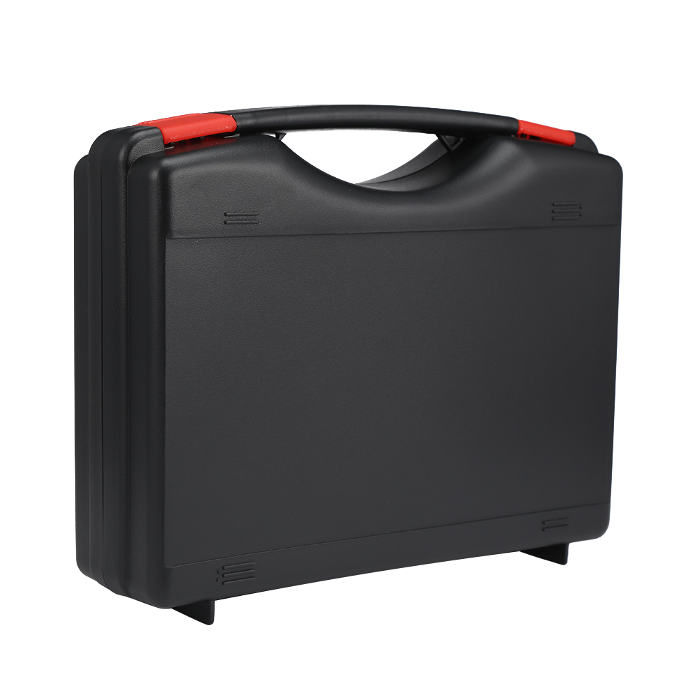 285*235*85mm ABS Plastic Portable Tool Box Waterproof Safety Equipment Instrument Toolbox Outdoor Impact Resistant With Foam
