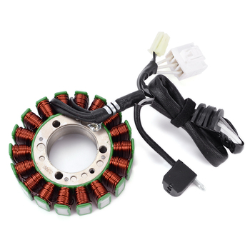 Motorcycle Engine Parts Generator Magneto Stator Coil  5VU-81410-02 For Yamaha T-MAX TMAX 500 XP500 XP 500 2004-2007 Coil Comp