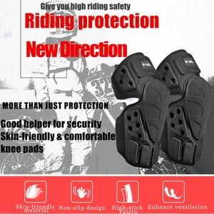 Image 5 - Motorcycle Knee Pads Men Protective Gear Knee Gurad Kneepad Protector Rodiller Equipment Gear Motocross Racing Moto