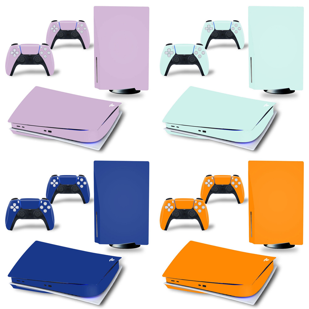 for PS5 disk edition Stickers Playstation 5 Skin Sticker Decal 1