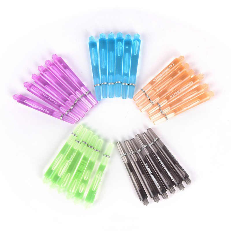 6 uds. Con anillo O 2BA hilo 5 colores Nylon dardos ejes dardos accesorios 45mm