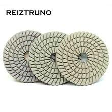 Reiztruno 3 шаг Алмазные гибкие полировальные круги предназначены
