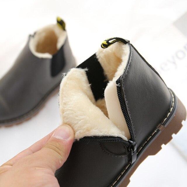 Kids Stylish Boots 4