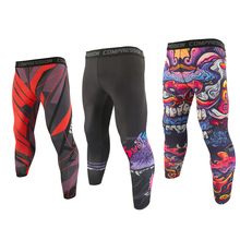 Running Leggings Tight-Pants Training-Trousers Compression-Workout Fitness Breathable