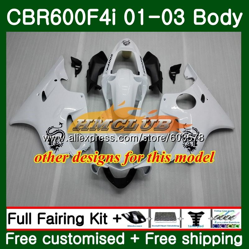 Средства ухода за кожей для HONDA CBR 600 F4i CBR 600F4i 600 FS 2001 2002 2003 70CL. 106 Горячая EUROBET CBR600F4i CBR600FS CBR600 F4i 01 02 03 обтекатели - 6