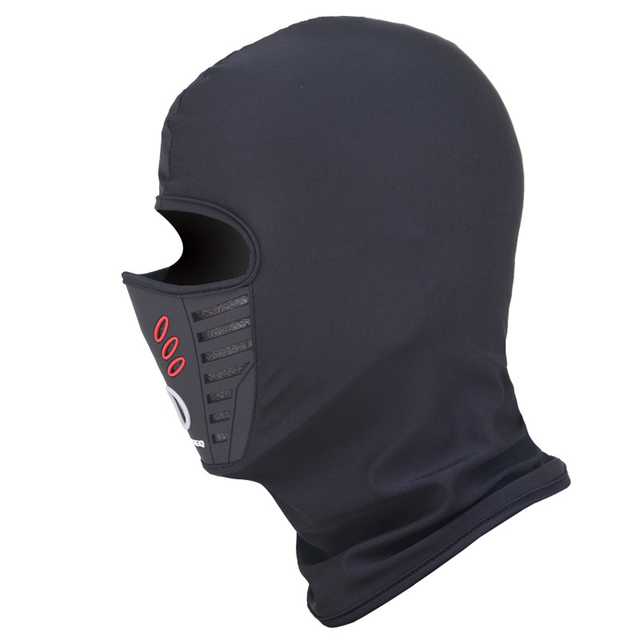 LMoDri Ridding Mask Unisex Windproof Outdoor Sports Warming Mask Hood Breathable Face Motorcycle Riding Mask Wholesale 2