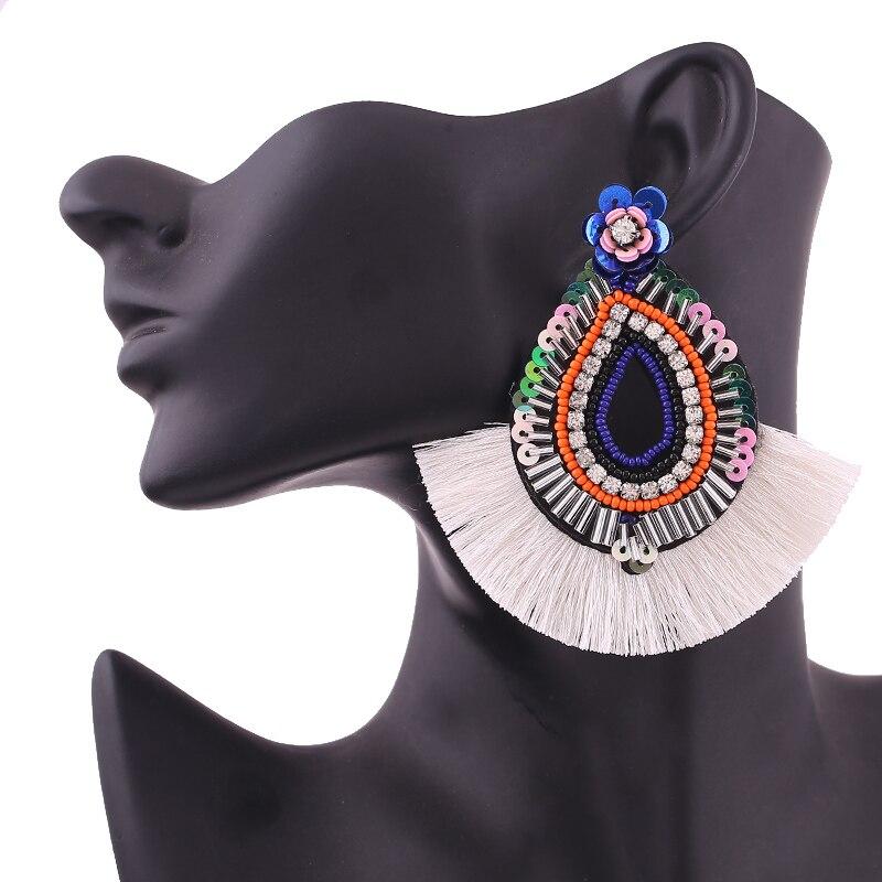 Earrings for women Statement earrings boho drop earrings dangle earrings