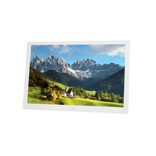 15.6 Inch Digital Photo Frame LED Backlight HD 1920x1080 Full Function Electronic Album Digital Picture Music Video Wedding Gift 10 inch digital picture frame 1024x600 display electronic album photo music video clock calendar e book remote control gift