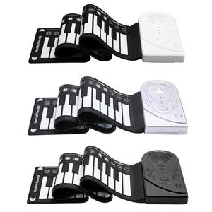 Portable 49-Key Flexible Silic