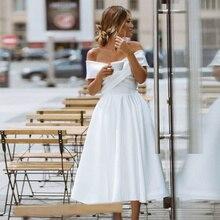 2021 + новинка + атлас + материал + свадьба + платье + элегантность + и + простота + темперамент