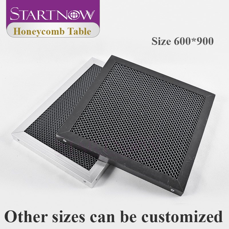 Customized Size Honeycomb Working Table Panel Board Platform 600*900mm Working Area For CO2 Laser Engraving Cutting Machine