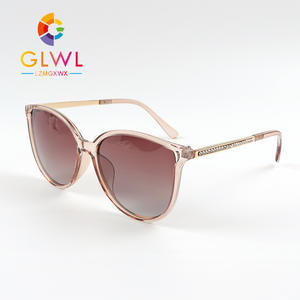Glasses Eyewear Shades Driving Oversized Cat-Eye Vintage Womens Ladies Brand