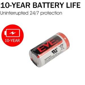 Image 4 - Haozee Mini Smoke Alarm With 10 Year Battery Reddot Award EN14604 CE Certified Independent Smoke