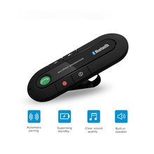 Bluetooth Handsfree Car Kit Wireless Speaker Phone MP3 Music Player Charger Transmitter With Dual USB